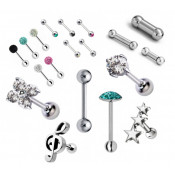 Wholesale Body Piercing Barbells (11)