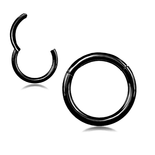 Hing Segment Ring Black